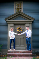 Wilton Brothers Photography - NH engagement photographers