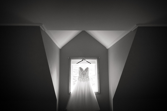 A Wedding Dress in Dover, NH
